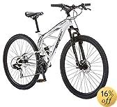 Mongoose Impasse Dual Full Suspension Bicycle (29-Inch)