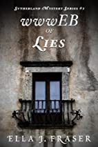 wwwEB OF LIES (Sutherland Mystery Series) by…