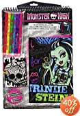 Monster High Velvet Poster Collection