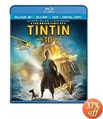 The Adventures of Tintin (Three-Disc Combo: Blu-ray 3D / Blu-ray / DVD / Digital Copy)