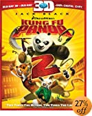 Kung Fu Panda 2 (Blu-ray 3D/DVD Combo + Digital Copy)