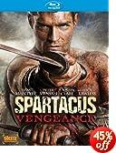Spartacus: Vengeance: Season 2 [Blu-ray]