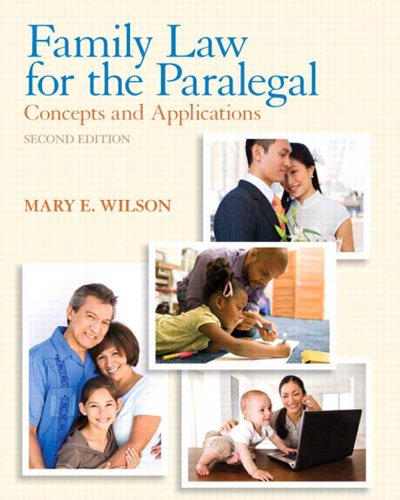 family-law-for-the-paralegal