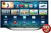 Samsung UN65ES8000 65-Inch 1080p 240Hz 3D Slim LED HDTV (Silver) (2012 Model)