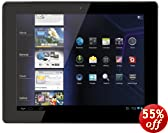 Coby Kyros 9.7-Inch Android 4.0 8 GB 4:3 Capacitive Multi-Touchscreen Internet Tablet with Built-In Camera, Black MID9742-8