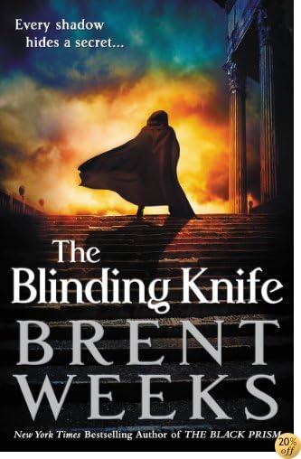 TThe Blinding Knife (Lightbringer Book 2)
