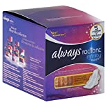 Sanitary Pads, Liners or Tampons, 25% off