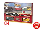 Bachmann Industries Super Chief - N Scale Ready to Run Electric Train Set