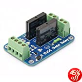 SainSmart 5V 2-Channel Solid State Relay Board for Arduino Uno Duemilanove MEGA2560 MEGA1280 ARM DSP PIC