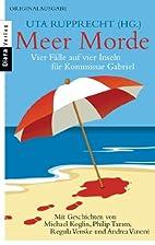 Meer Morde: Vier Fälle auf vier Inseln…