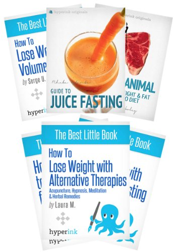 how-to-lose-weight-bundle-6-books-juice-fasting-paleo-diet-raw-foods-diet-and-more