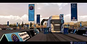  Scania Truck Driver - Simulation Game , Abbildung #02