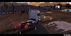  Scania Truck Driver - Simulation Game , Abbildung #03