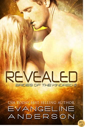 TRevealed: (Alien sci-fi Romance) (Brides of the Kindred Book 5)