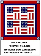 Quilt pattern - Yo-Yo Flags by Mary Lou…