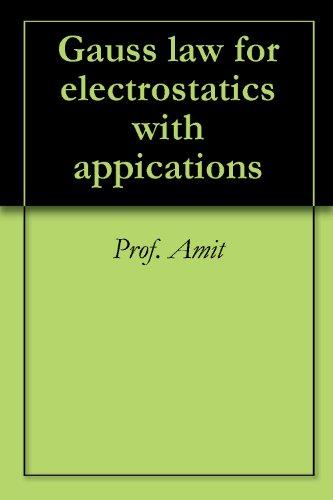 gauss-law-for-electrostatics-with-applications