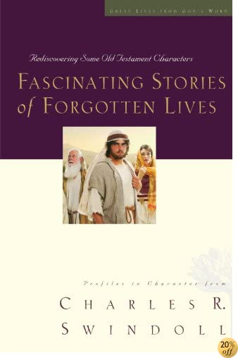 TFascinating Stories of Forgotten Lives (Great Lives Series)
