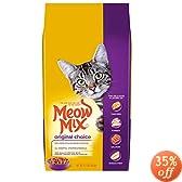 Meow Mix Original Dry Cat Food, 6.3-Pound