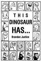 Black and White - This Dinosaur has...…