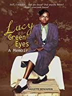 Lucy Green Eyes by Paulette Benjamin