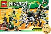 LEGO Ninjago 9450 Epic Dragon Battle
