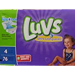 Luvs Family Pack Diapers, $16.99