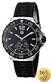 TAG Heuer Men's WAU1110.FT6024 Formula 1 Black Dial Black Rubber Strap Watch