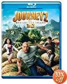 Journey 2: The Mysterious Island (Three-Disc Blu-ray 3D/Blu-ray/DVD Combo)
