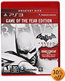 Batman: Arkham City - Game of the Year Edition, PS3