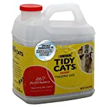 Tidy Cats Scoopable Litter, $5.99