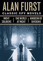 Classic Spy Novels 3-Book Bundle: Night…