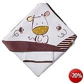 Babycalin - BBC303203 - Linge et Gant de Toilette - Carr� de Bain