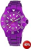 Ice-Watch Armbanduhr Ice-Alu Unisex violett AL.PE.U.A.12