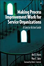 Making Process Improvement Work for Service…