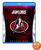 Star Trek: The Next Generation: Season 1 [Blu-ray]