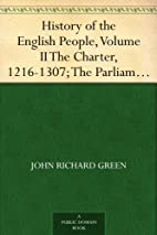 History of the English People Vol. 2 by John…