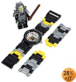 LEGO 9004940 Ninjago Kendo Cole Kids' Watch