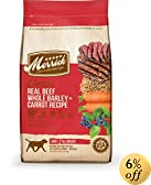 Merrick Classic Adult Real Beef, Whole Barley and Carrots Dry Dog Food, 5-Pound