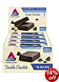 Atkins Advantage Chocolate Decadence Bars Pack of 16