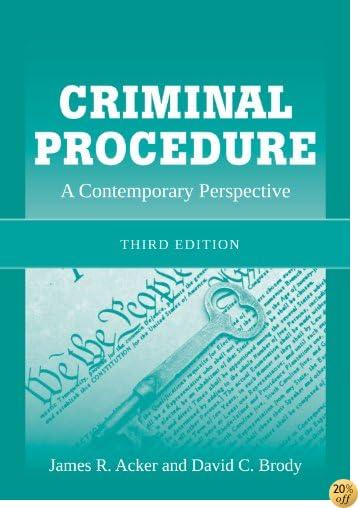 Criminal Procedure: A Contemporary Approach