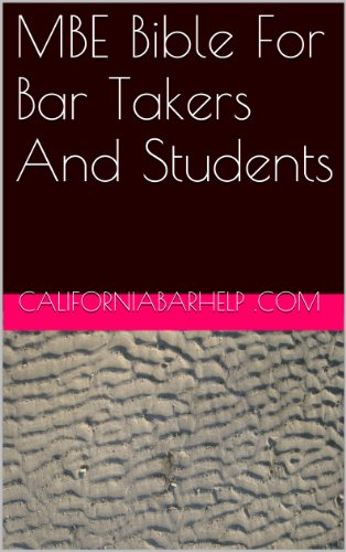 mbe-bible-for-bar-takers-and-students-e-book-e-law-book-by-the-authors-of-6-published-bar-essays-look-inside