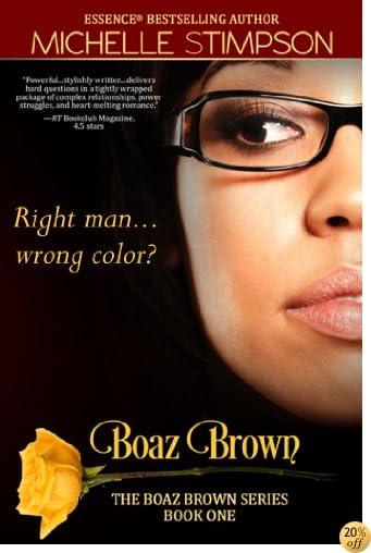 TBoaz Brown