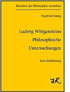 Ludwig Wittgensteins Philosophische…