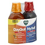 Vicks NyQuil or DayQuil, $11.99
