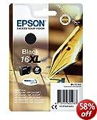 Epson 16XL Series Ink Cartridges - Black