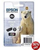 Epson Polar Bear 26 Ink Cartridge - Photo Black