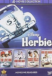 Disney 4-Movie Collection: Herbie (Love Bug…