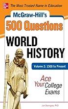 McGraw-Hill's 500 World History…