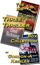 BIG THREE-THRILLER BUNDLE / BOX COLLECTION…