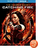 The Hunger Games: Catching Fire (DVD / Blu-ray Combo + Digital Copy)